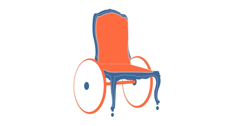 Open Wheelchair
